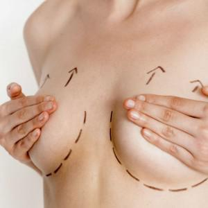 Close Up-Breast